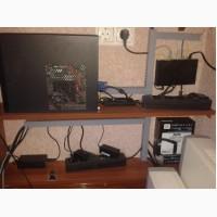 Обслуживание, ремонт и поставки компьютеров, комплектующих и расходных материалов