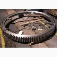 Крупногабаритные зубчатые колеса