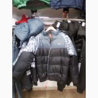 Адидас Найк Рибок куртки зима