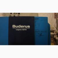 Продам Газовый котел Buderus Logano G215-95 с горелкой