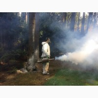 Борьба с лесными клещами на даче заказать Одинцово