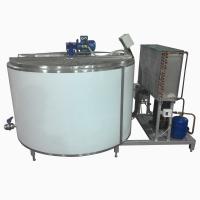 Танк - охладитель молока вертикальный 1000 л
