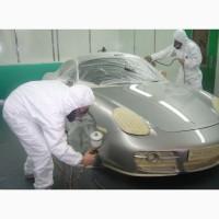 Кузовной ремонт с гарантией от АвтоТехЦентр iFormula