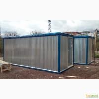 Блок контейнер 4м