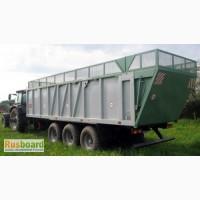 Полуприцеп специальный тракторный -25 тн