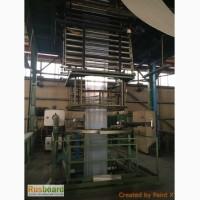 Полимерная экструзионная линия - производство пленки АВс