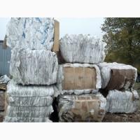 Продам биг-бэги прессованные на переработку (отходы полипропилена), без вкладышей, 20 тон