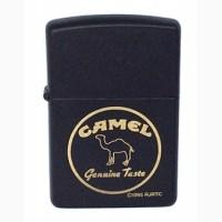 Зажигалка Zippo Camel CZ 031 Genuine Taste
