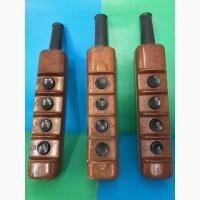 Пост кнопочный тельферный ПКТ-40 (карболит)