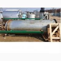 Продается Емкость нержавеющая - фильтр насыпной, объем - 2, 5 куб.м