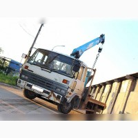 Манипулятор Nissan Diesel / Tadano 3, 5 т, 11 м