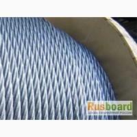 Канат стальной ГОСТ 3062 80 ф 0, 65 11, 5 мм для растяжки и такелажа