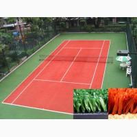 Теннисный корт по доступной цене и в минимальные сроки. Строительство