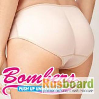 Интернет магазин трусиков пуш-ап - Bombers Underwear