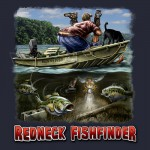 Футболка Buckwear Redneck Fish Finder