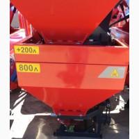 Разбрасыватель минеральных удобрений 1000 литров D-POL