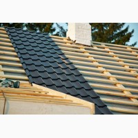 Строительство крыши любой сложности