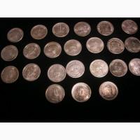 Серебрянные монетки (23 гр. серебра 999 пробы)