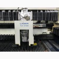 Продаем станок лазерной резки Trumpf TRUMATIC L 2530 Plus, б/у, 2006 г.в
