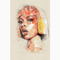 Рисуем самые стильные портреты! Artsmile