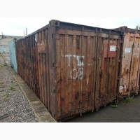Куплю морские контейнеры б/у 20 и 40 футов на выгодных условиях