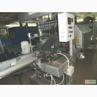 Продам Упаковщик ПЭТ и стеклянных бутылок (обмотчик-термотоннель)