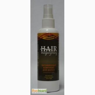 Купить Витаминный комплекс для волос Hair mega spray (Хаир Мега Спрей) оптом от 10 шт