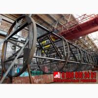 Резервуар стальной вертикальный РВС-1000