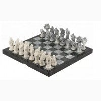 Шахматы с оригинальными фигурками