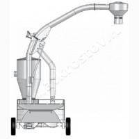 Пневматические конвейеры с приводом от ВОМ трактора SUCT/TRи SupraVac