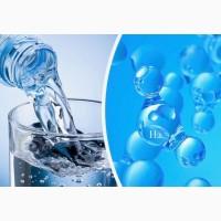 Просто и доступно о водородной воде