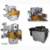Завёрточный автомат EW 5 Линия производства ириса LA1 LA2 и тд