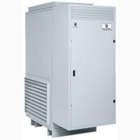 Универсальные конденсационные вертикальные напольные воздухонагреватели ENERGY/K