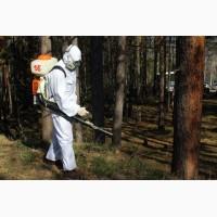 Обработка дачного участка от лесных клещей фирма в Рузе
