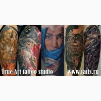 Татуировки и эскизы в Москве