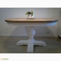 Производим красивые столы из дуба, ясеня, бука под заказ. Доставка по СНГ