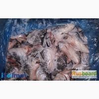 Головы лосося (семги)