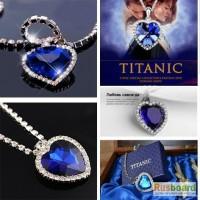 Сердце океана - легендарное ожерелье из фильма Титаник