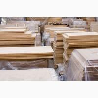 Мебельные щиты и изделия из дерева от производителя