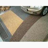 Наливное напольное покрытия – каменный ковер. Минимальные сроки изготовления