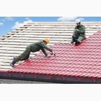 Кровельные работы - монтаж кровли крыши
