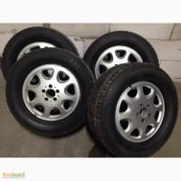 Бронированное колесо б/у Mercedes-Benz W140