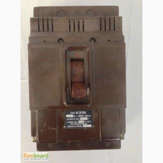 Автоматический выключатель А-3124