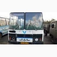 Продается автобус ПАЗ 3205 1994 года выпуска. срочно