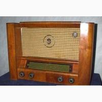 Куплю ламповый приёмник радиолу 30-50х годов
