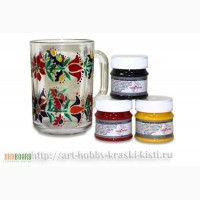 Арт Хобби Бутик – краска для фарфора Van Pure