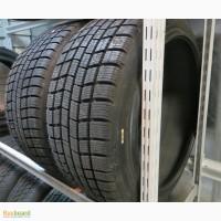 Зимние б/у покрышки на бронированную BMW F03 guard