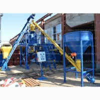 Мини-бетонные заводы до 10 м3 в час. Доставка. Монтаж