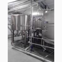 Пивоварня, варочный порядок 500л