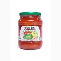 Лечо (перец сладкий в томатном соусе) Денница 0, 72